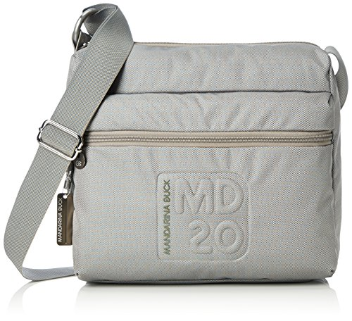 Mandarina Duck MD20 Cross Body Bag Grey
