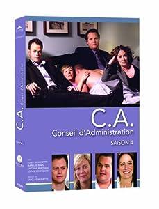 C.A.: Conseil d'Administration, Saison 4 (Version française)
