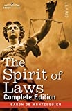 img - for The Spirit of Laws book / textbook / text book