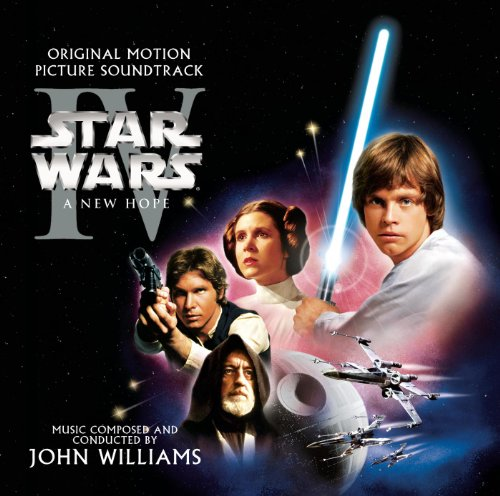 Album Cover Parodies Of John Williams Star Wars Episode Iv A New Hope Original Motion Picture Soundtrack