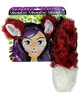 Forum Novelties Women's Fox Ears and Tail Set