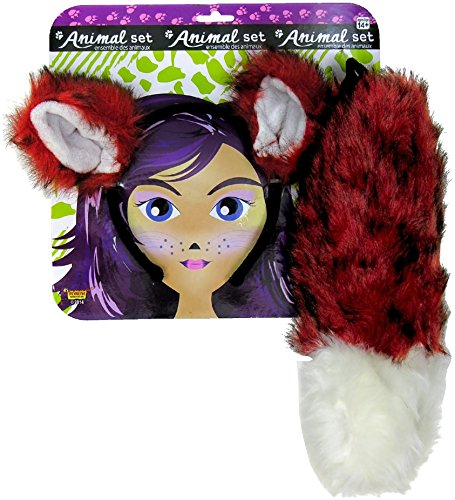 Forum Novelties Women's Fox Ears and Tail Set