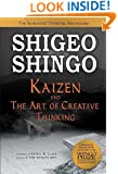 Kaizen and the Art of Creative Thinking - The Scientific Thinking Mechanism