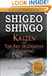 Kaizen And The Art Of Creative Thinki...