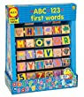 Abc 123 First Words By Alex By Panline Usa Inc.