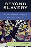 Beyond Slavery: The Multilayered Legacy of Africans in Latin America and the Caribbean (Jaguar Books on Latin America)