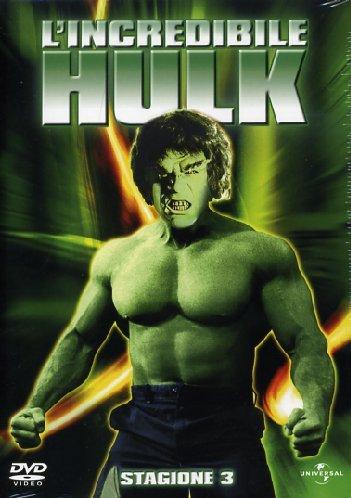 L\'Incredibile Hulk - Stagione 03 (6 Dvd) [Italian Edition]