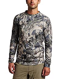 Sitka Gear Hunting Base Layer Shirt, Optifade Open Country, Medium