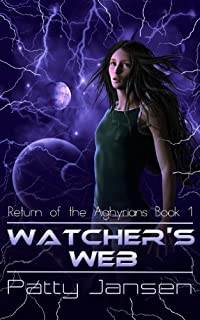 (FREE on 9/29) Watcher's Web by Patty Jansen - http://eBooksHabit.com
