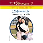 Marriage at a Price | Miranda Lee