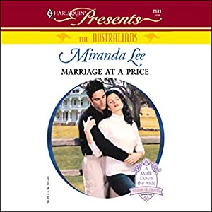 Marriage at a Price Audiobook