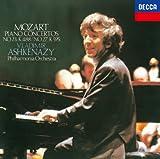モーツァルト:ピアノ協奏曲第23番&27番