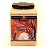 Member's Mark Gourmet Foods Daily Chef French Vanilla Capuccino - 3 lb/2pk