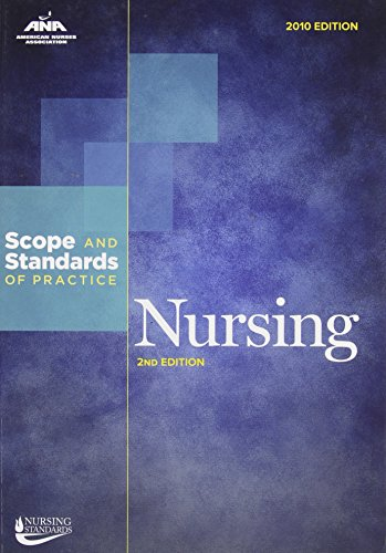 Nursing: Scope and Standards of Practice (Ana, Nursing...