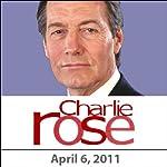 Charlie Rose: Bob Diamond, Nick Faldo, and Jim Nantz, April 6, 2011 | Charlie Rose