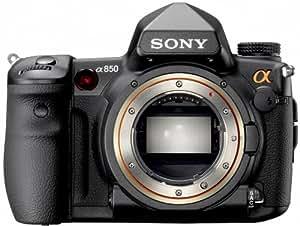 Sony DSLRA850 Appareil photo numérique Alpha 24,6 MP Plein format CMOS Exmor Boîtier uniquement (Import Royaume Uni)