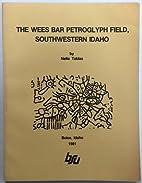 The Wees Bar petroglyph field, southwestern…