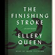 The Finishing Stroke | Ellery Queen