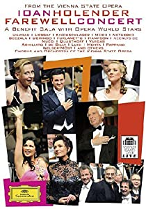 Ioan Holender Farewell Concert: Live From the Vienna State Opera [DVD] [2010]