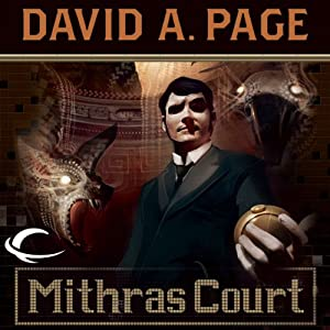Mithras Court: Ravenloft: Dominion, Book 2 | [David A. Page]