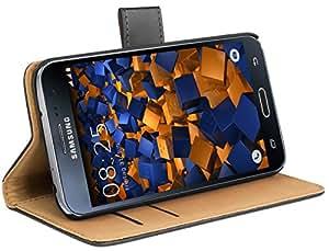 mumbi Tasche im Bookstyle für Samsung Galaxy J3 Tasche