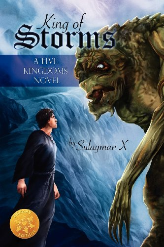 King of Storms [Library Edition]