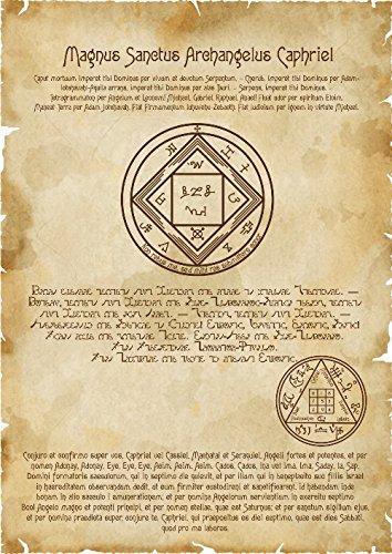 unique-printing-enochian-grimoire-sigillum-archangel-kassiel