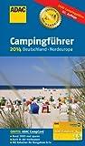 ADAC Camping Caravaning Führer Deutschland Nordeuropa 2012
