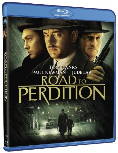 Cover art for  Road to Perdition [Blu-ray]
