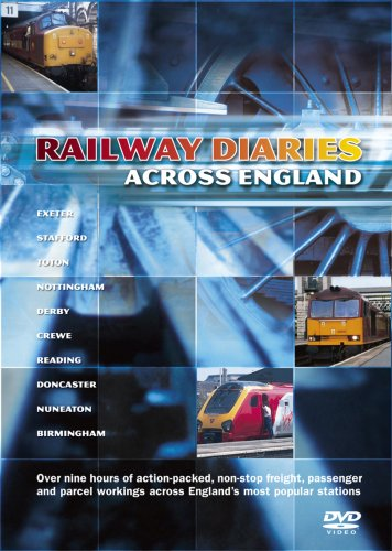 Railway Diaries - Across England [DVD]
