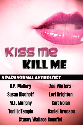 Kiss Me, Kill Me (Includes: Wild, #3)