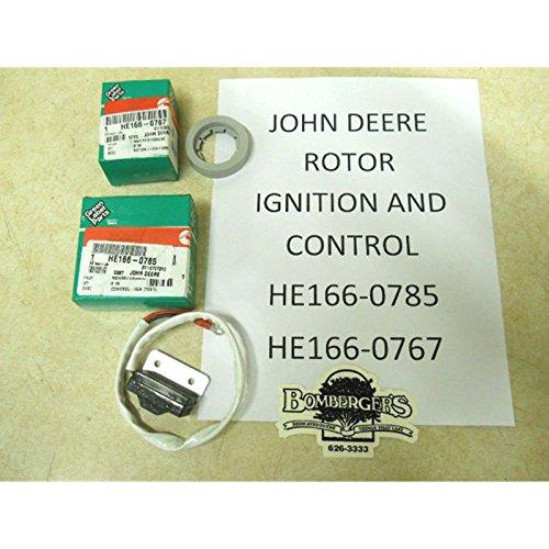 John Deere Onan P218G and P220G engine ignition control HE166-0785, HE166-0767