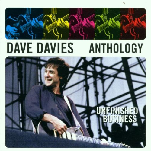 Dave Davies - Anthology - Unfinished Business - Zortam Music