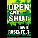 Open and Shut Audiobook by David Rosenfelt Narrated by Grover Gardner