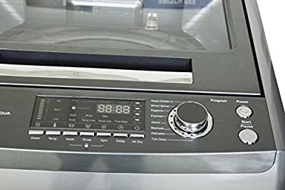 IFB TL-SDG 7.0Kg AQUA Fully-automatic Top-loading Washing Machine (7 Kg, Sparkling Silver)