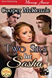 Two Sirs for Sasha [Club Esoteria 9] (Siren Publishing Menage Amour)