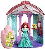 Disney Princess Little Kingdom Magiclip Ariel's Room Playset