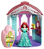 Disney Princess Little Kingdom Magiclip Ariel's Room Playset