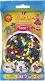 Hama Beads 1000 Pack - Basic Mix