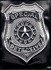 DETECTIVE BADGE & FLIP WALLET w/ ID C…