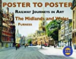 Railway Journeys in Art: v. 3: The Mi...