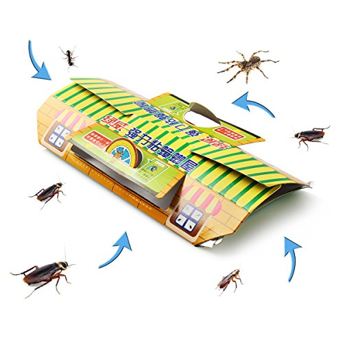 Used Alien Bees For Sale: Elson Cockroach Trap For Home Pest Control, Kill Roaches