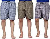 #3: ANP Pure Cotton Multicolor Casual Solid Boxers For Men's Pack of 3