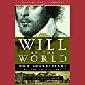 Will in the World: How Shakespeare Became Shakespeare Audiobook by Stephen Greenblatt Narrated by Peter Jay Fernandez