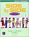 img - for Side By Side, Book 3 (Workbook) book / textbook / text book