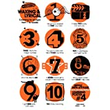 Kids Counting Numbers 1 to 10 Poster Cool Kids Wall Art. Cool music artprintby Nippaz With Attitude