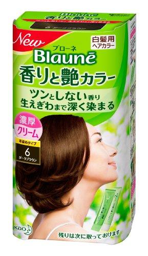 ブローネ 香りと艶カラー クリーム 6