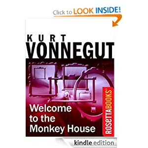 Kindle Daily Deal: Welcome to the Monkey House, by Kurt Vonnegut. Publisher: RosettaBooks (August 22, 2011)