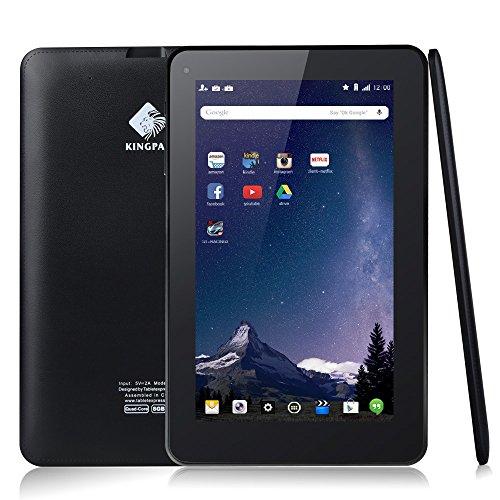 KingPad K90 9'' Quad Essence Tablet PC, Android 4.4.4 KitKat, 8GB Nand Flash, Dual Camera, 1024x600 HD Resolution, Bluetooth, Mini HDMI