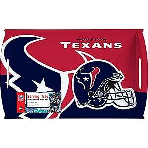 Siskiyou Sports  Houston Texans  NFL Serving Tray